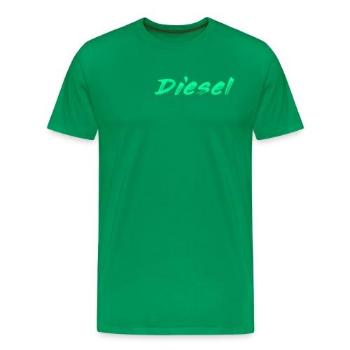 diesel - Men's Premium T-Shirt