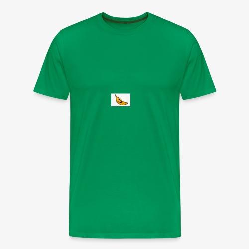 Bananana splidt - Herre premium T-shirt