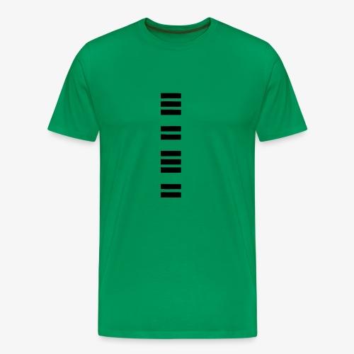 Piano - Männer Premium T-Shirt