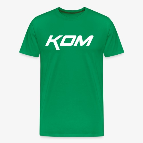 king of the mountain mtb - Men's Premium T-Shirt