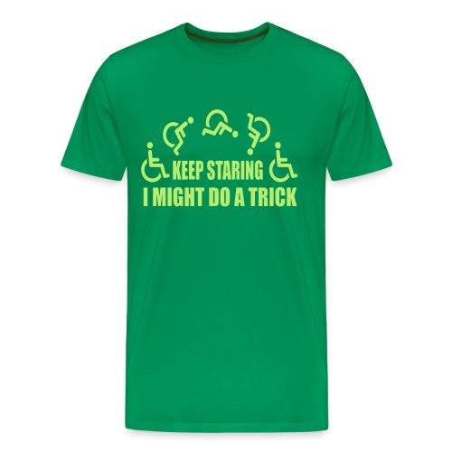 Mightdoatrick1 - Mannen Premium T-shirt