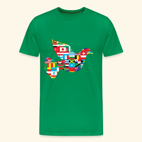 countrys t-shirt - Camiseta premium hombre