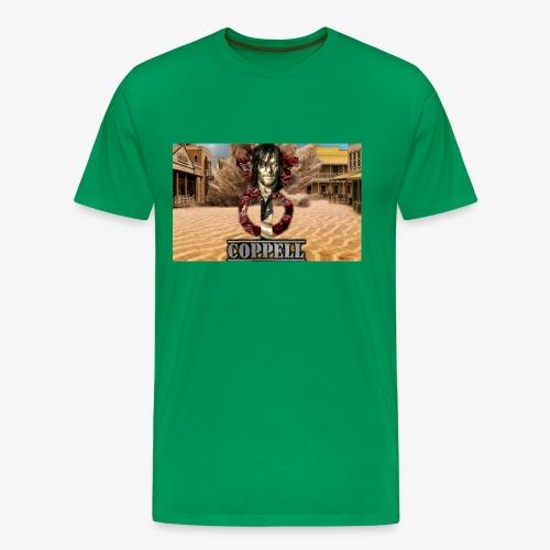 TLMZ COPPELL - Men's Premium T-Shirt
