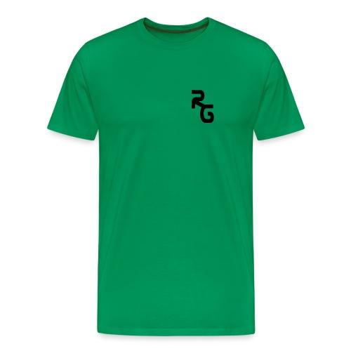 SPULLEN - Mannen Premium T-shirt