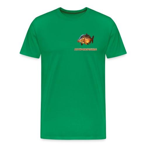 ArtWorksFishing Friedfisch Serie - Männer Premium T-Shirt