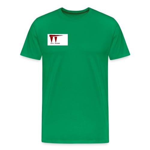 Totaltraining - Maglietta Premium da uomo