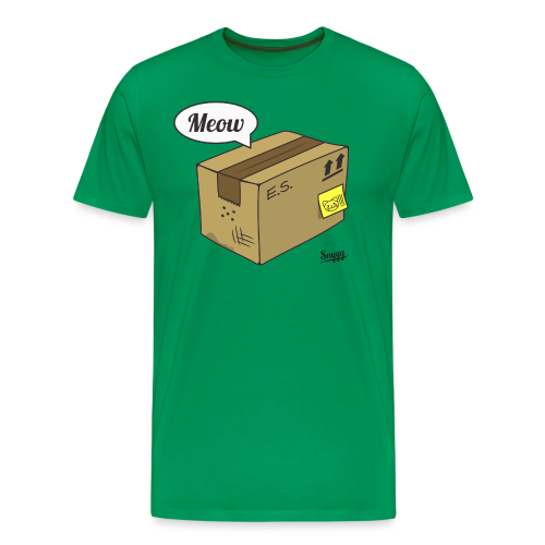 Schrödinger's Katze (Variante 1) - Männer Premium T-Shirt