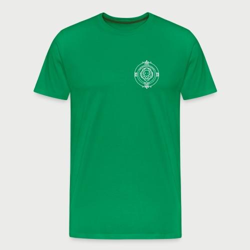 KFTG Logo weiss - Männer Premium T-Shirt