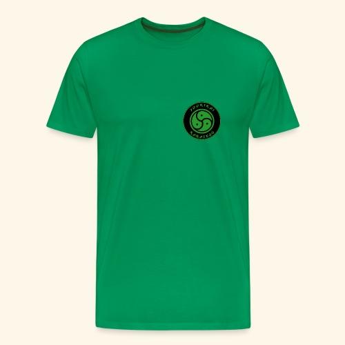 Yuukikai Logo - Männer Premium T-Shirt