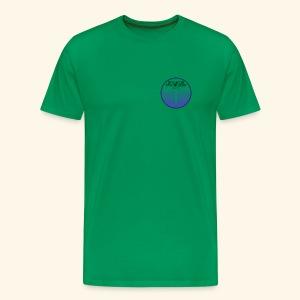 SDK - Premium T-skjorte for menn