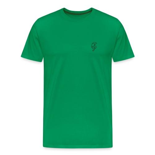 Feckless Golf - Männer Premium T-Shirt