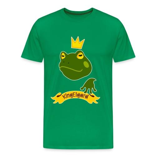 KingElgard - Maglietta Premium da uomo
