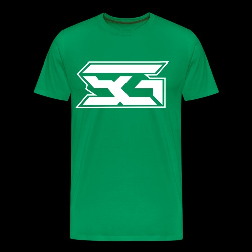 SuPra Gaming - Premium T-skjorte for menn
