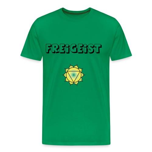 freigeist - Männer Premium T-Shirt