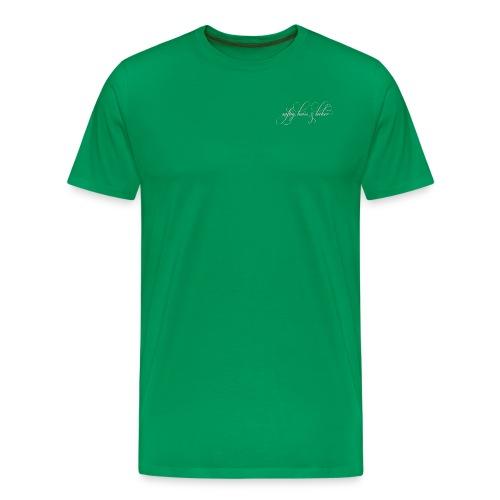 saftig, heiss und lecker - Männer Premium T-Shirt