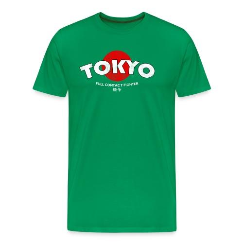 TOKYO FIGHTER - Men's Premium T-Shirt