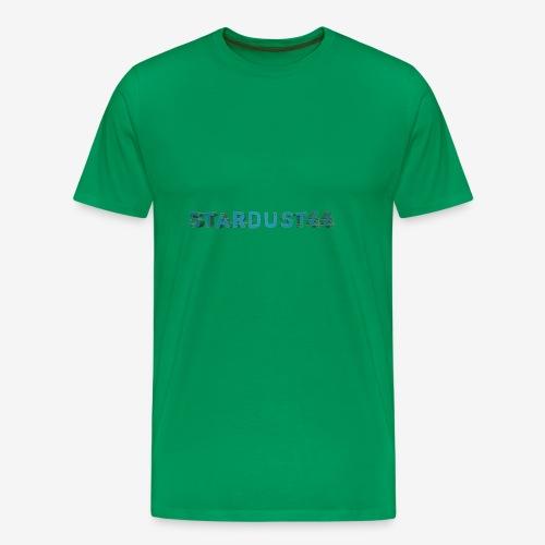 Stardust44 Intro Design - Männer Premium T-Shirt