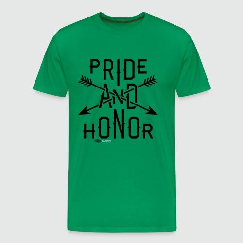 PRIDE - Mannen Premium T-shirt