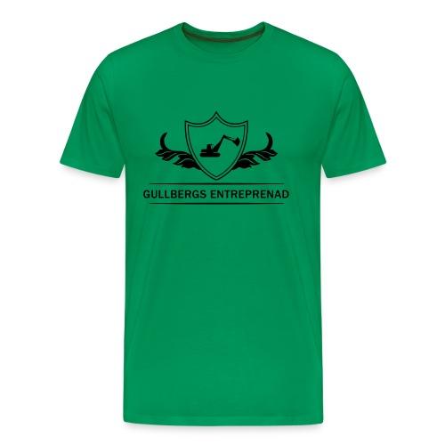 Gullbergs Entreprenad - Premium-T-shirt herr