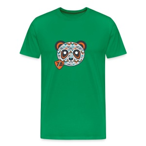 The Young Orange Panda - Men's Premium T-Shirt