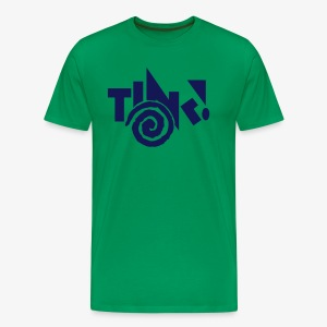 TINK! Records Legacy - Men's Premium T-Shirt