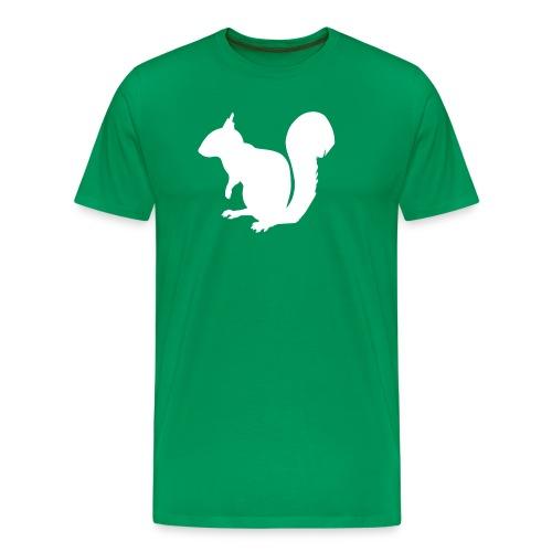 Eichhörnchen Kinder Süß Style - Männer Premium T-Shirt
