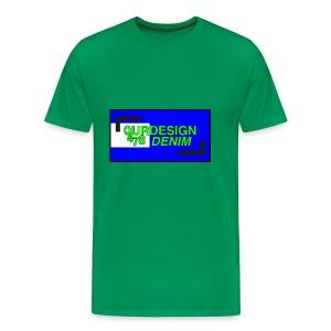 OD-ID: 003 - Men's Premium T-Shirt