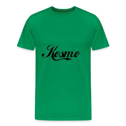 Coca Kosmo - Männer Premium T-Shirt
