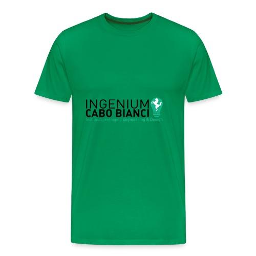 Ingenium Cabo Bianci - Mannen Premium T-shirt
