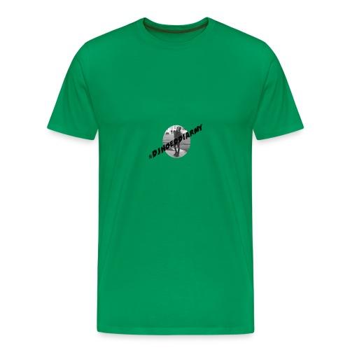 DJNoeddiArmy - Männer Premium T-Shirt