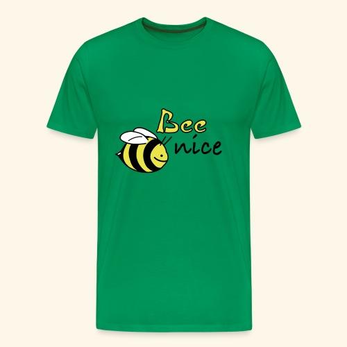 bee nice - Männer Premium T-Shirt
