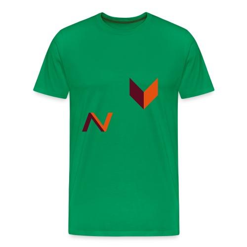 LOGO_FINAL - Camiseta premium hombre