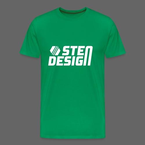StenDesign T-Shirt - Men's Premium T-Shirt