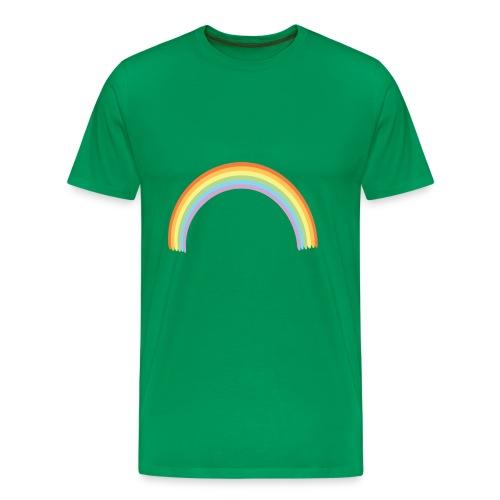 Arco Iris - Camiseta premium hombre