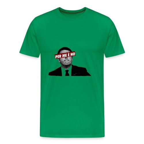 Per me è no - Maglietta Premium da uomo