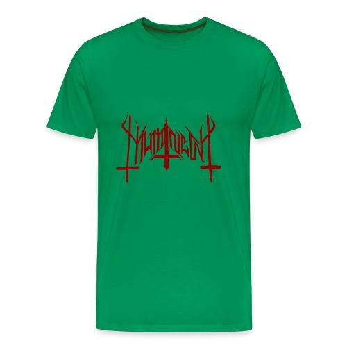 Mumincunt - Logo Basic - Premium-T-shirt herr