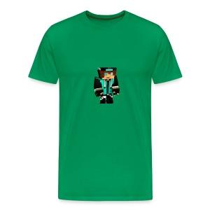 x9nico's Skin in 3D - Men's Premium T-Shirt