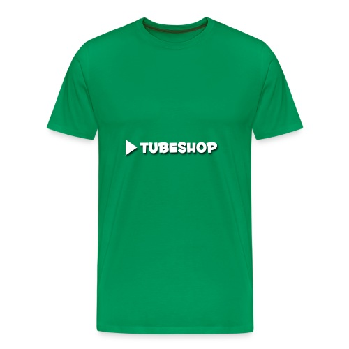 Tube shirt - Mannen Premium T-shirt