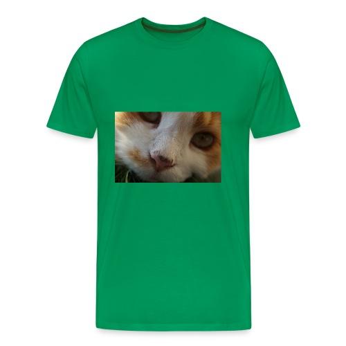 Peek-a-boo - Premium-T-shirt herr