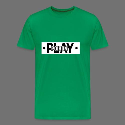 Poisonplay merchandise grote versie - Mannen Premium T-shirt