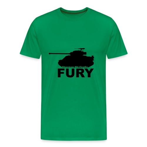 fireflyfuryblack - T-shirt Premium Homme