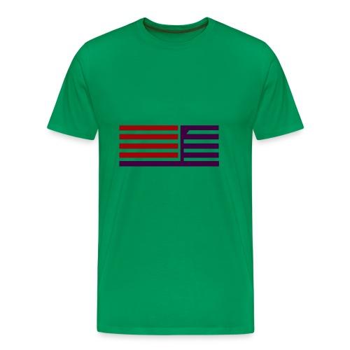 oie transparent 8 - Männer Premium T-Shirt