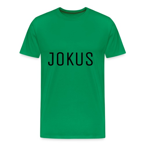 Jokus - Mannen Premium T-shirt