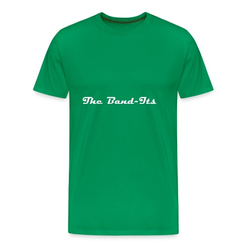 The Band-Its rugtas - Mannen Premium T-shirt