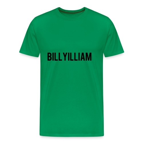 Billyilliam - Men's Premium T-Shirt