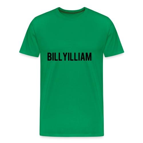 Billyilliam - Men's Premium T-Shirt