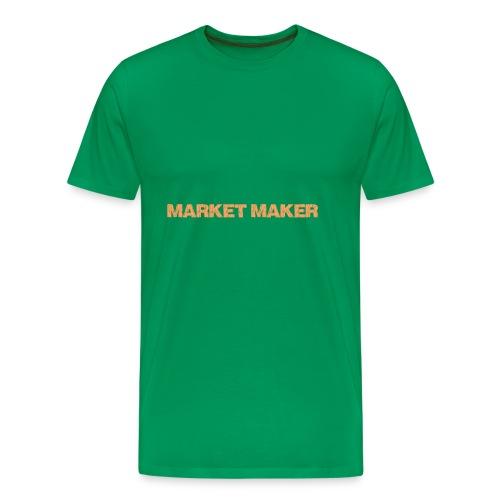 MM Piké - Premium-T-shirt herr