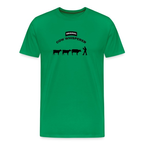 Original Cowwhisperer - Men's Premium T-Shirt