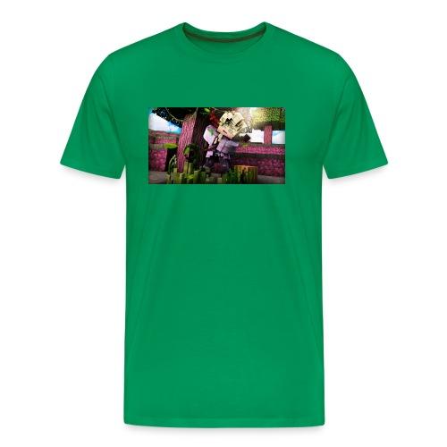 SehrEffektiv stehend - Männer Premium T-Shirt