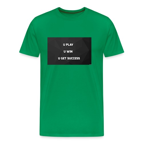 addtext_com_MDIyNTEwNjE2Mzc - Men's Premium T-Shirt